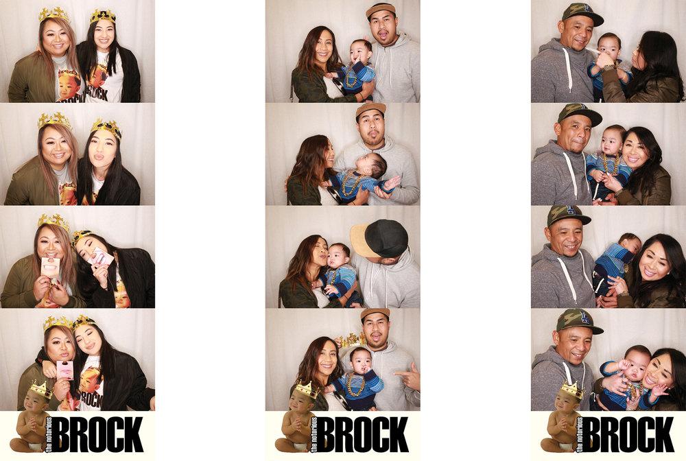 Brock's Birthday