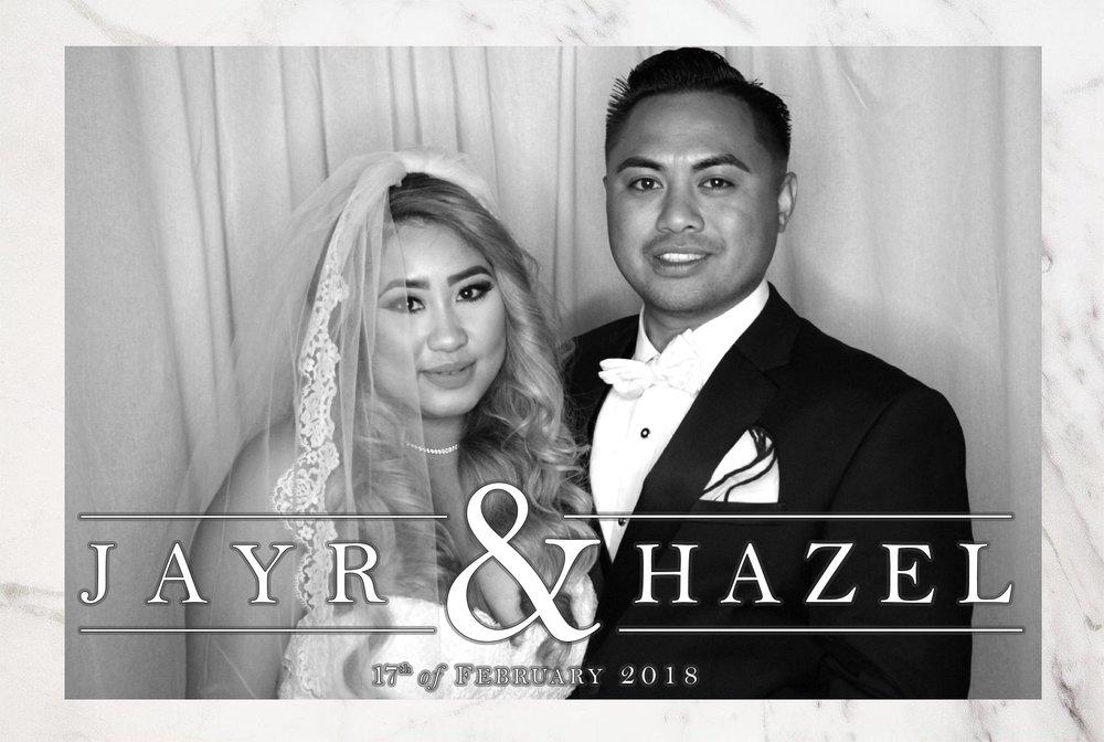 JayR & Hazel's Wedding