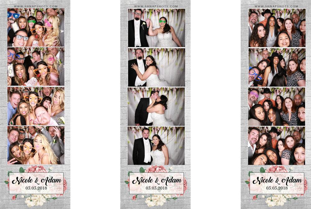 Nicole & Adam Wedding