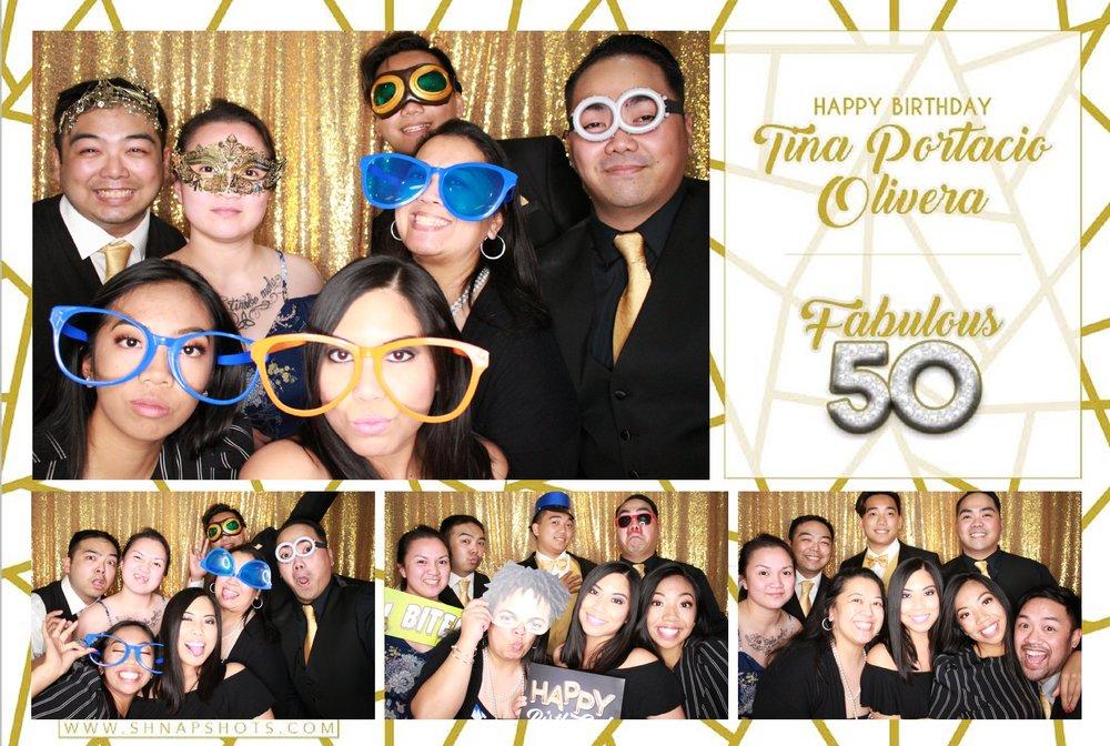 Tina's 50th Birthday