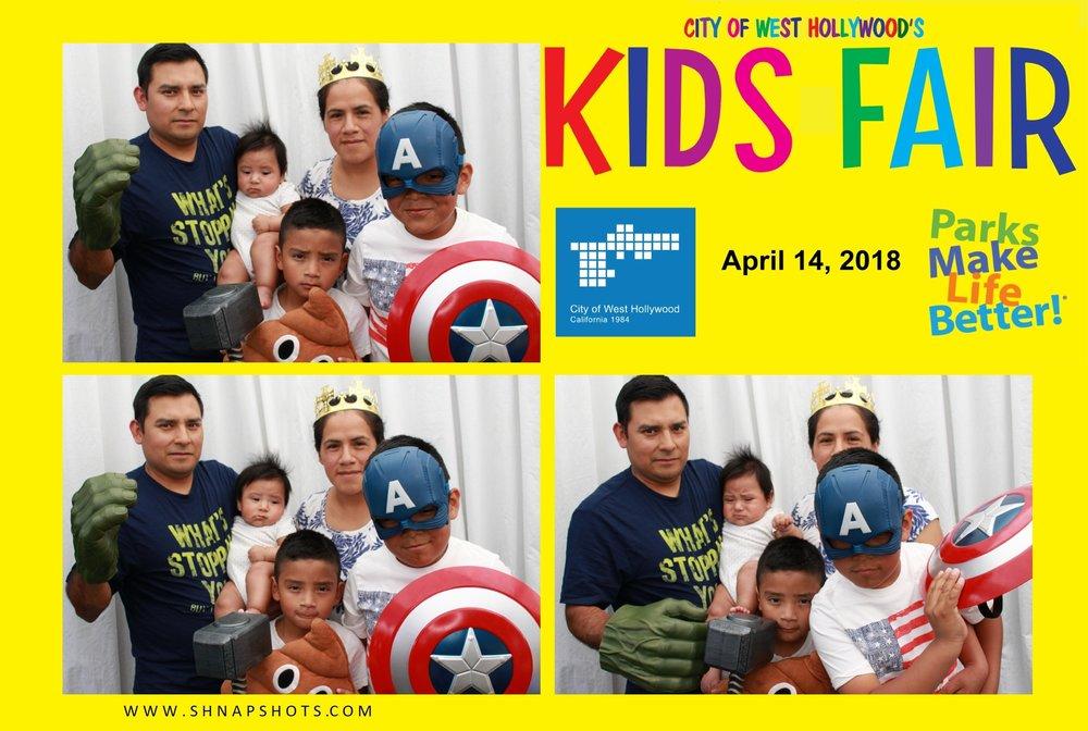 West Hollywood - Kids Fair