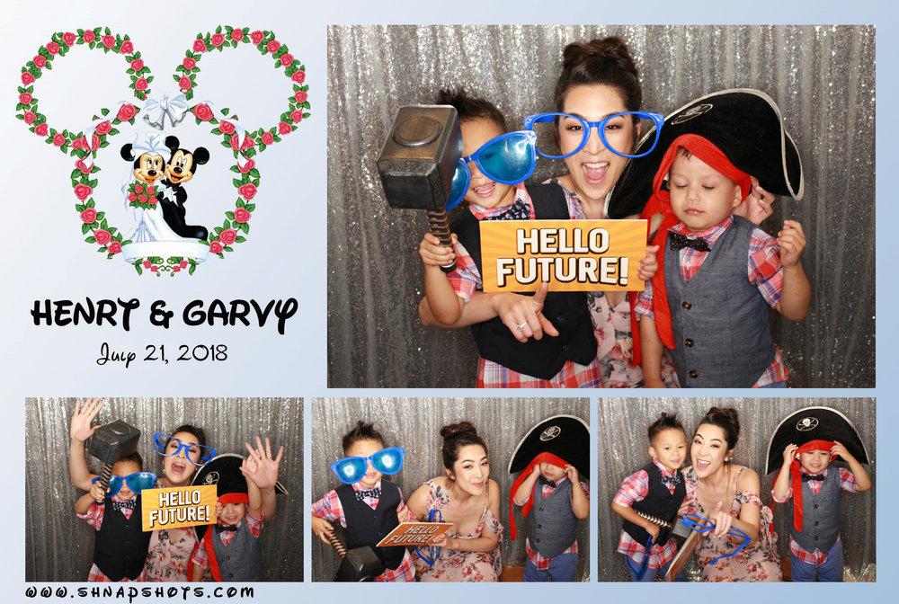 Henry & Garvy Wedding