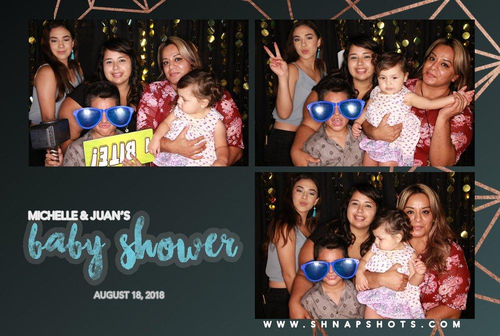 Michelle & Juan's Baby Shower