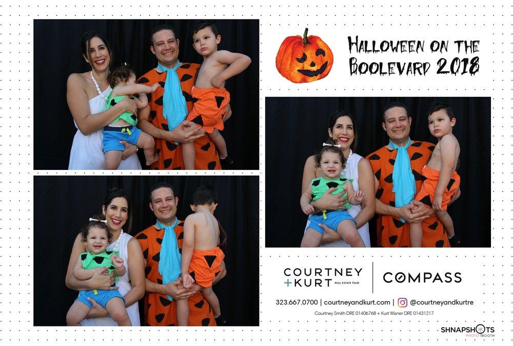 Halloween on the Boulevard: Courtney + Kurt