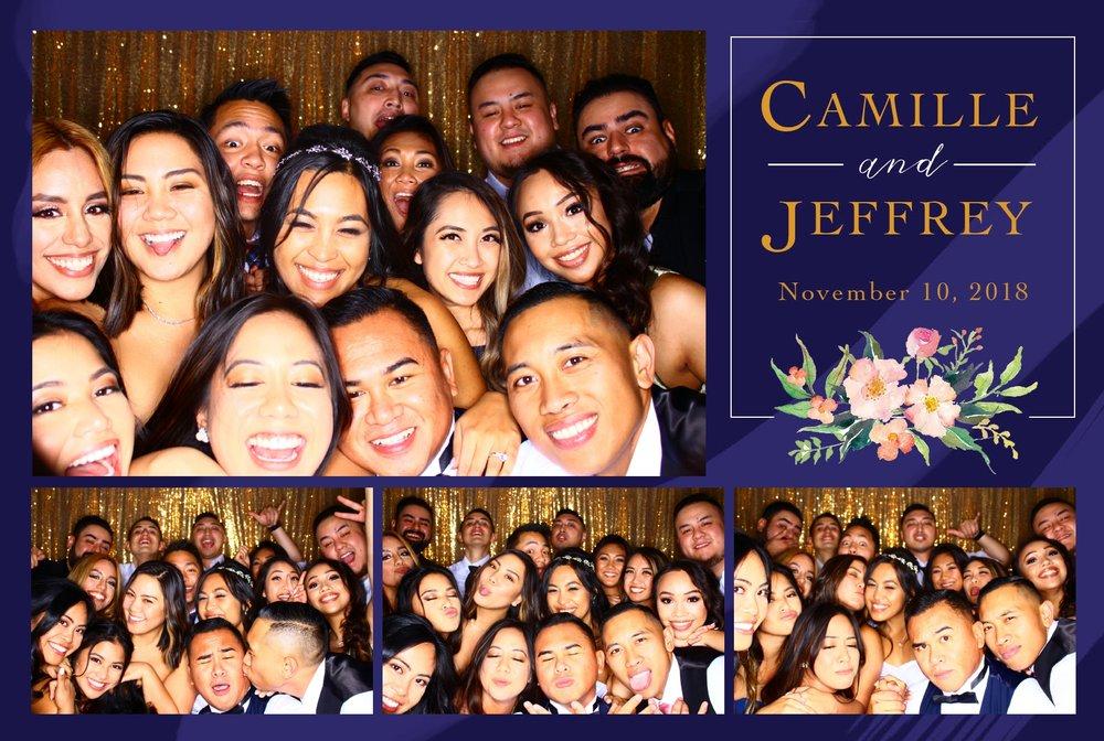 Jeffrey & Camille - 11/10/18