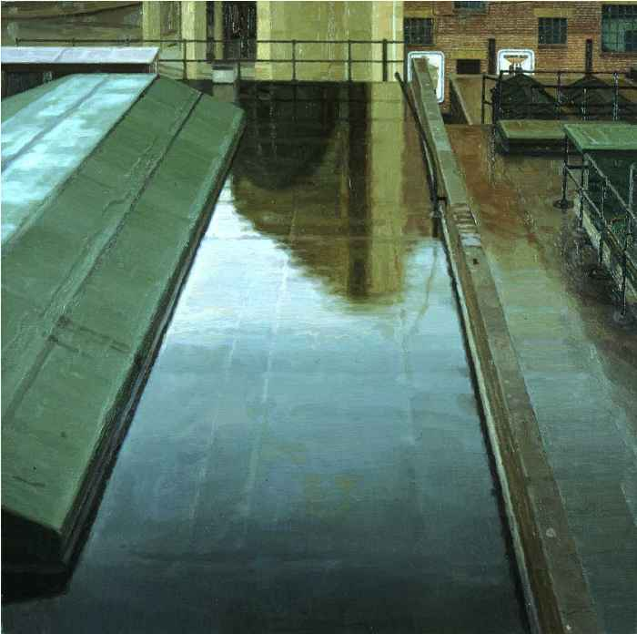 Wet Rooftop