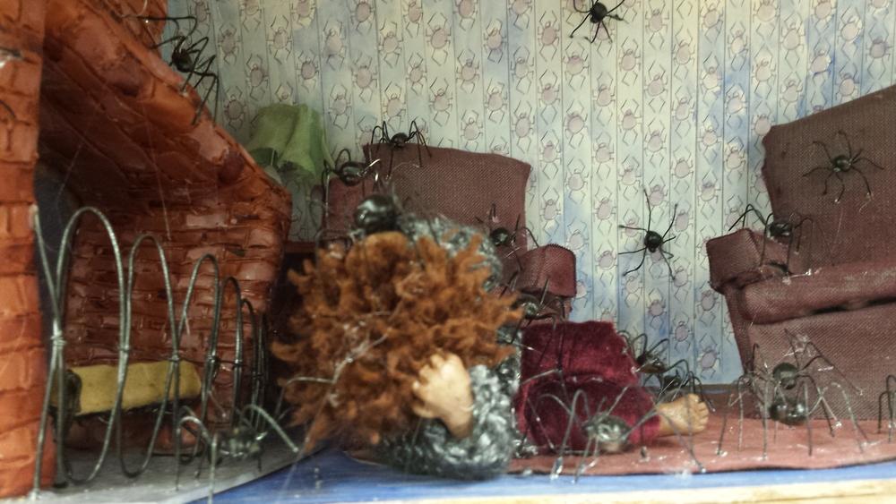 Arachnephobia