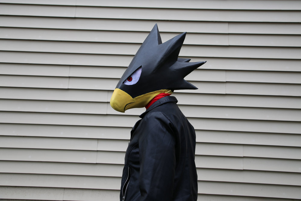 Tokoyami Cosplay Mask