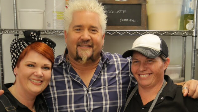 Seven Bites with Guy Fieri