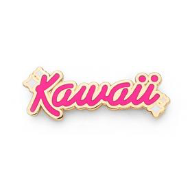 KAWAII pin