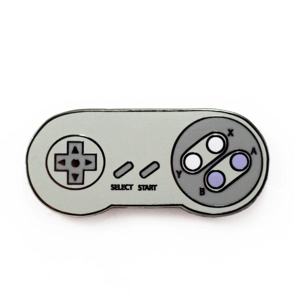 Super Nintendo Controller Pin
