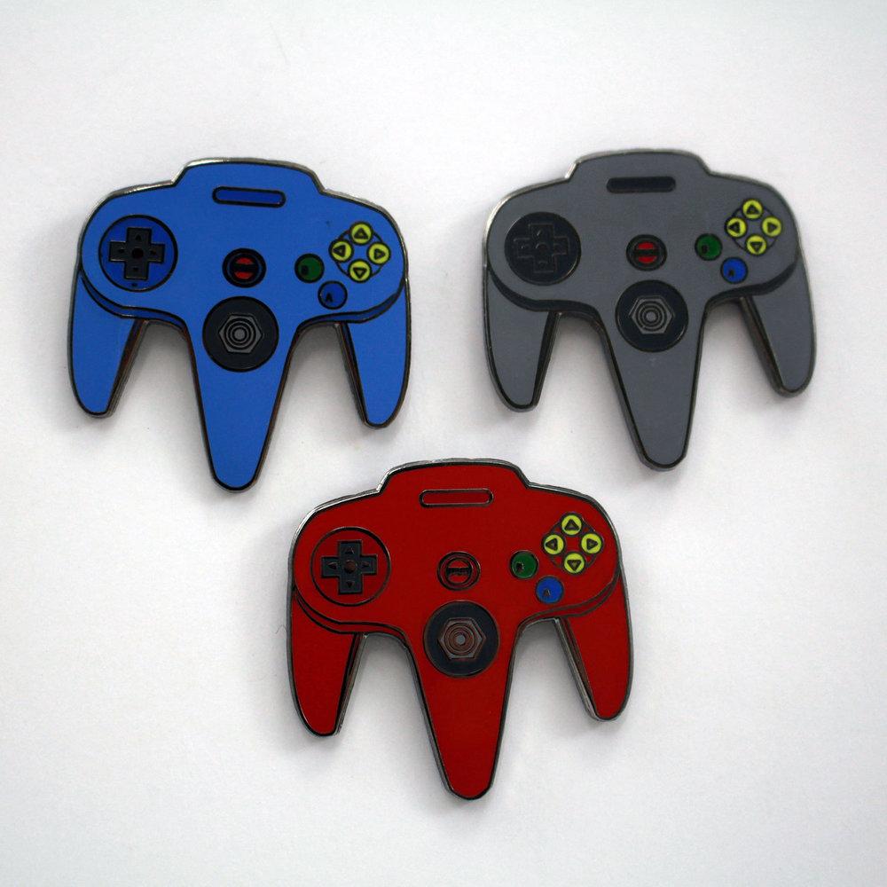 Nintendo 64 Controller Pin