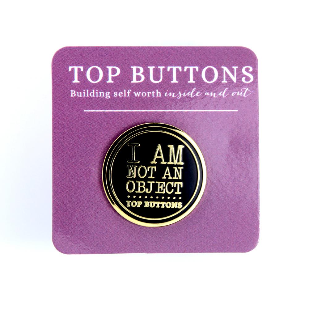 Top Buttons — Get Lapel Pins | Custom Lapel Pins | Trading Pins