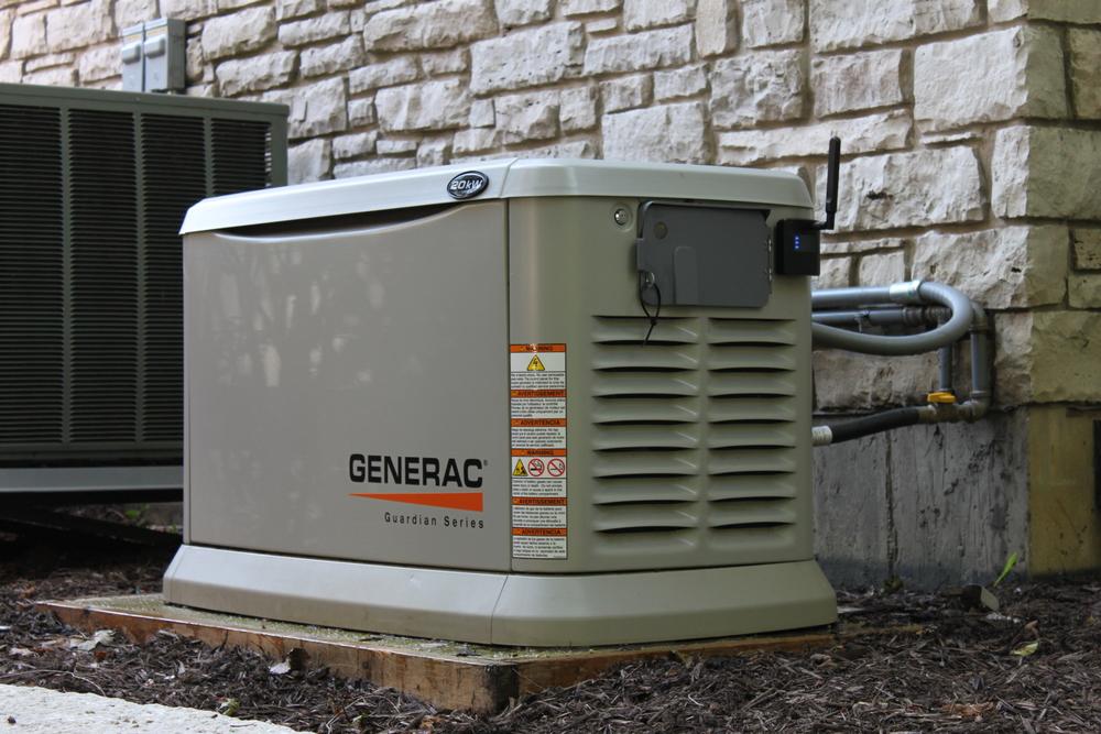 Generac 20kW Generator Installation