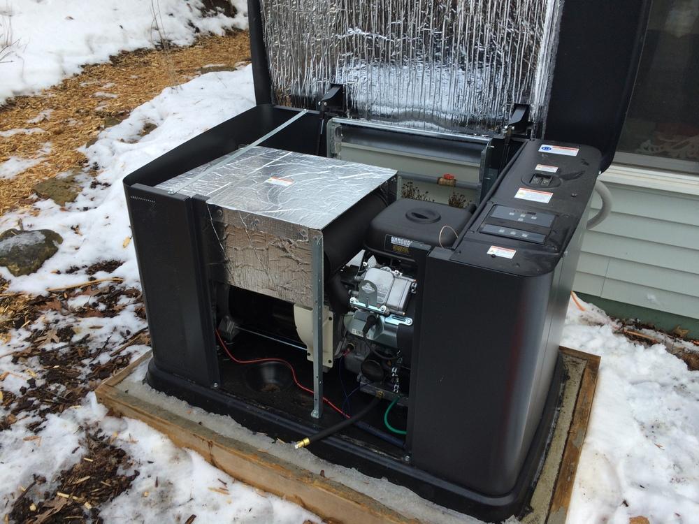 Briggs & Stratton 20kW Generator Installation