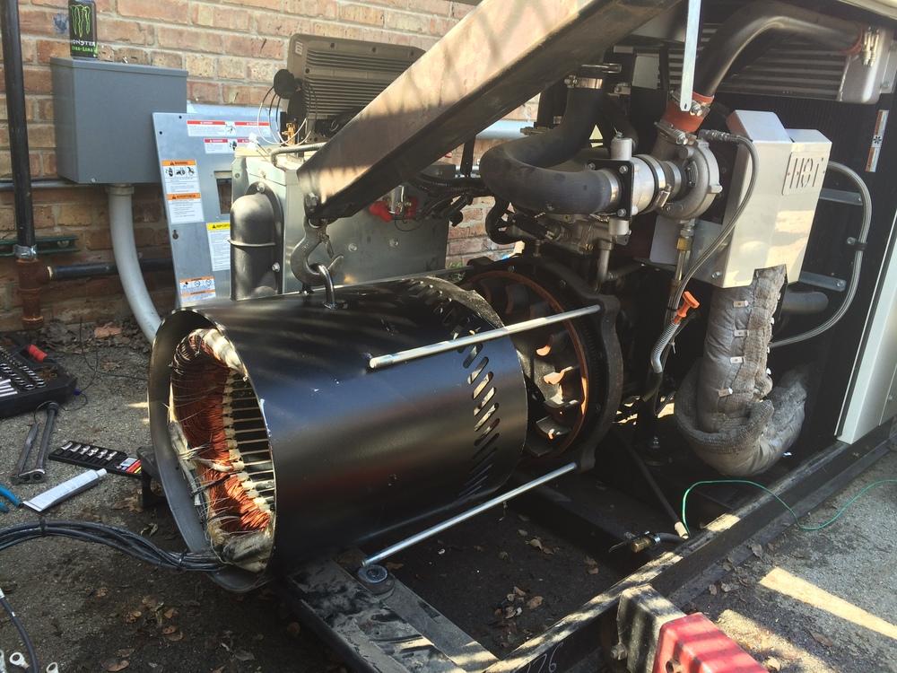 Generac 60kW Alternator