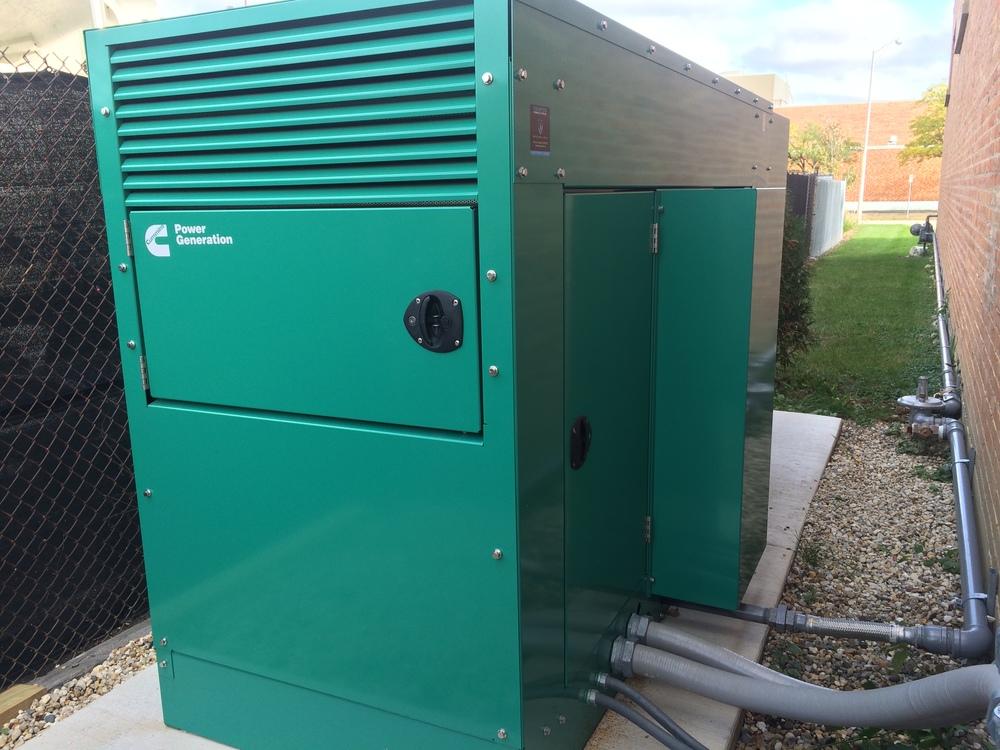 Cummins 100kW Generator