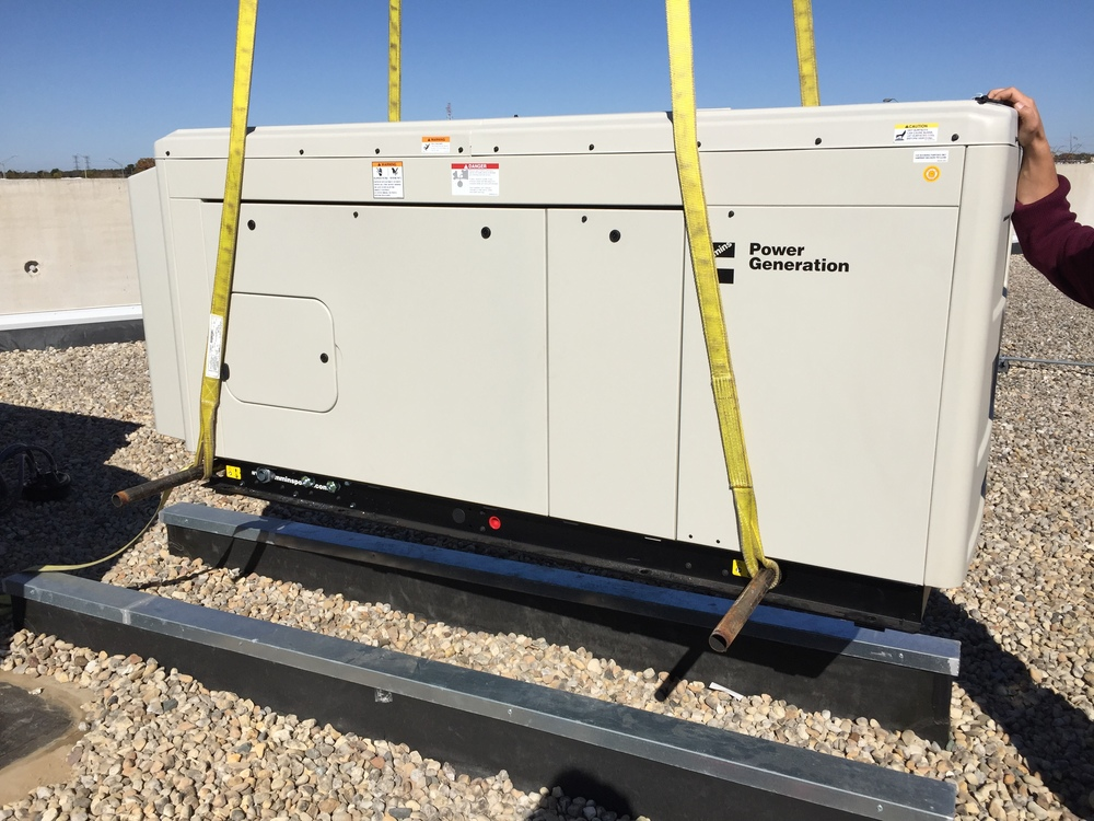 Cummins 60kW Generator Install