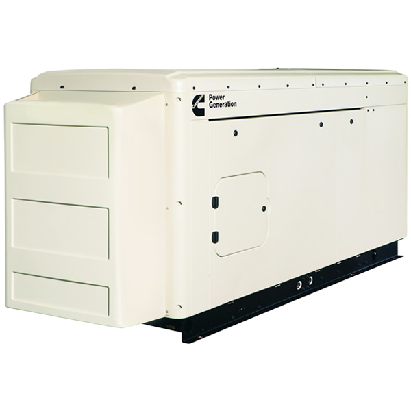 Cummins Commercial Automatic Standby Generator