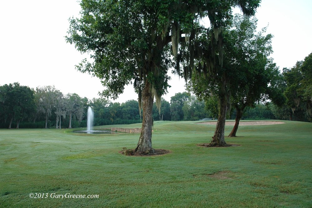 Katy area Golf Course