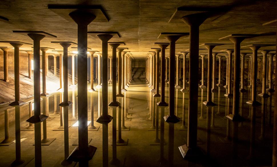 Buffalo Bayou Cistern  - Buffalo Bayou Park