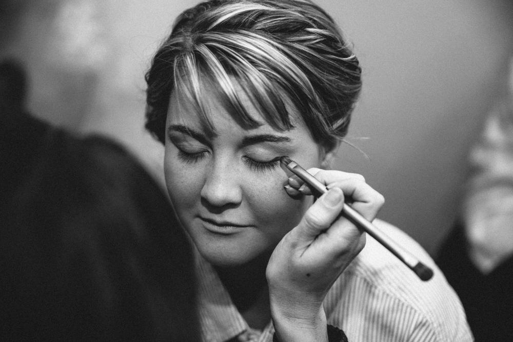 Eye liner, Make Up, Elegant, Walnut Tree Weddings