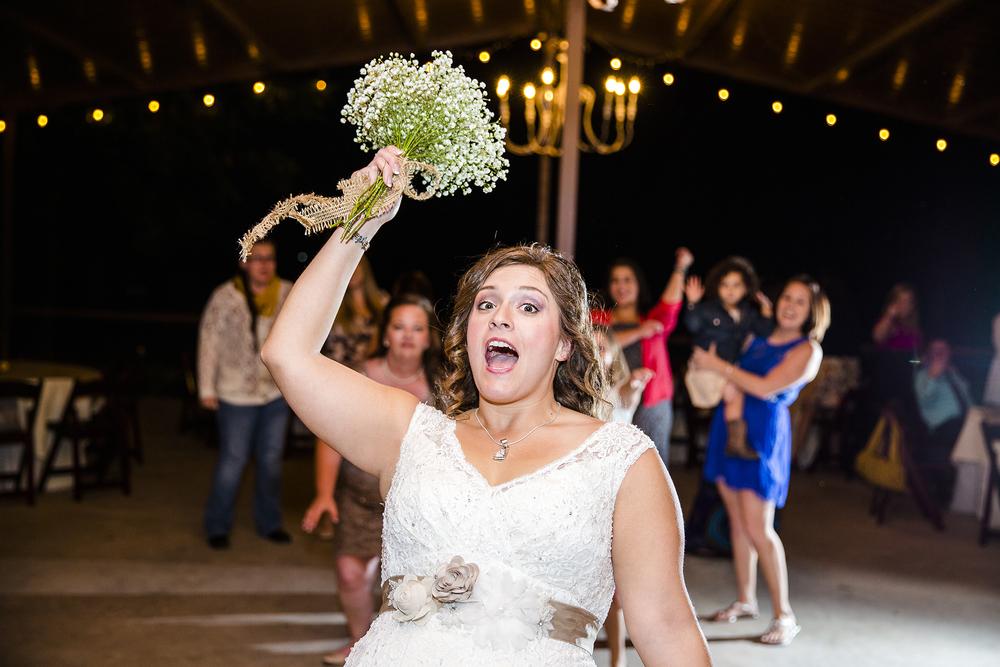 Lubbock Wedding Photography Wedding Photographer Walnut Tree Bouquet Toss