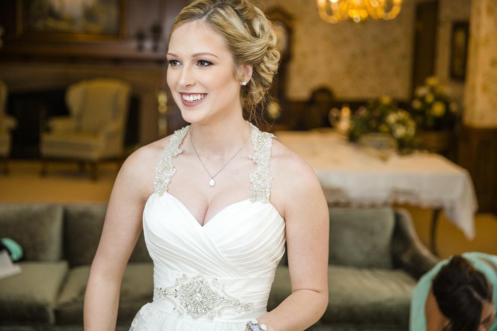 Wedding dress, wedding first look, bride