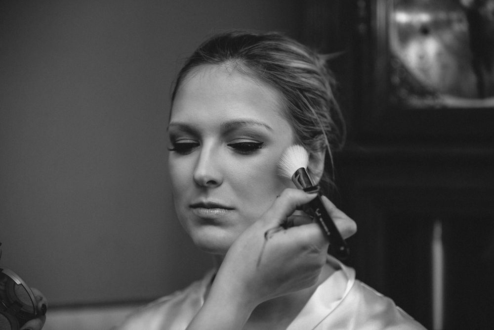 Wedding Make Up, Getting pretty for your wedding