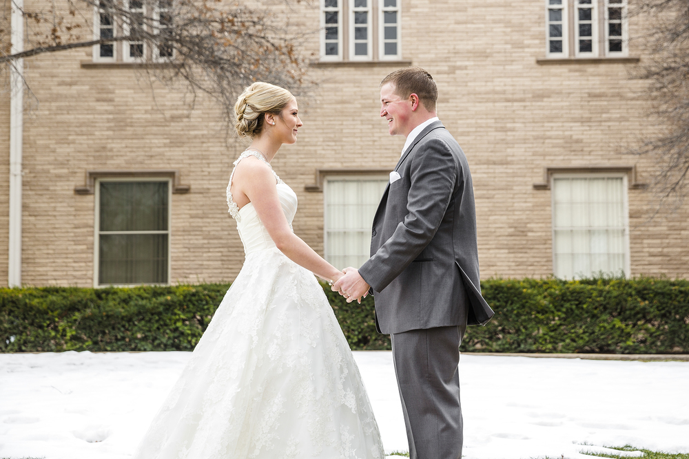 bride and groom, first look, portraits