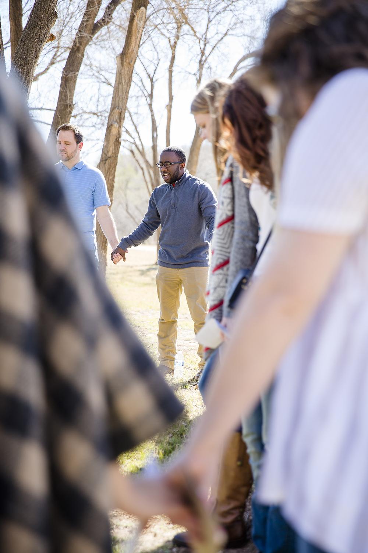 prayer, engagement, lubbock texas, lubbock christian university