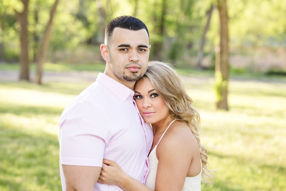 sweet, romantic, loving, engagement photography, lubbock texas