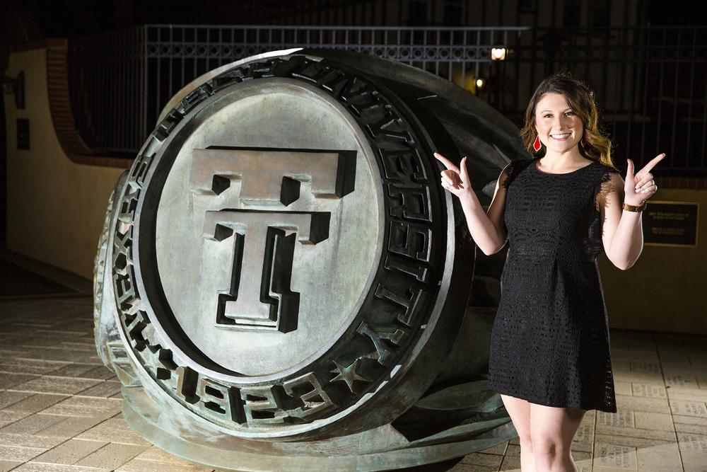 Texas Tech University, Ring, Guns Up