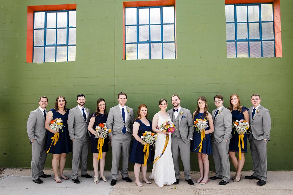 Wedding Party, McPherson Winery