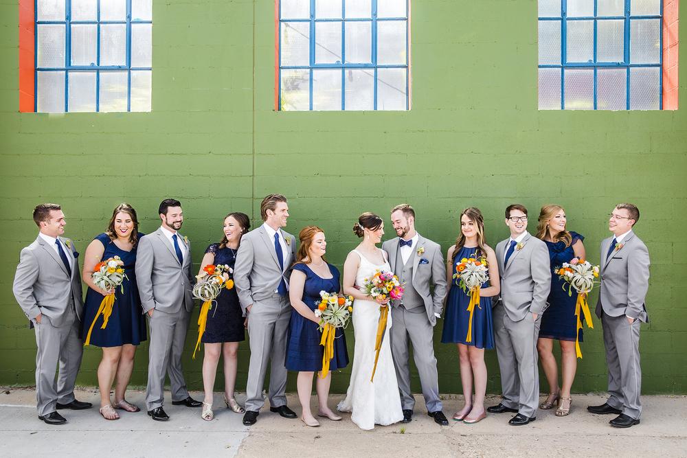 Bridal Party, Lubbock