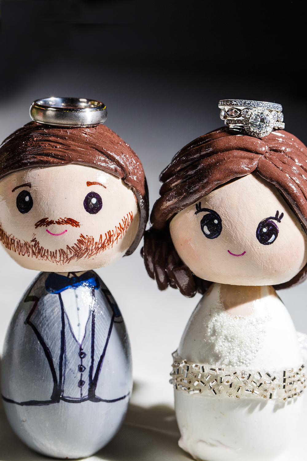 Cake Toppers, Ring Shot