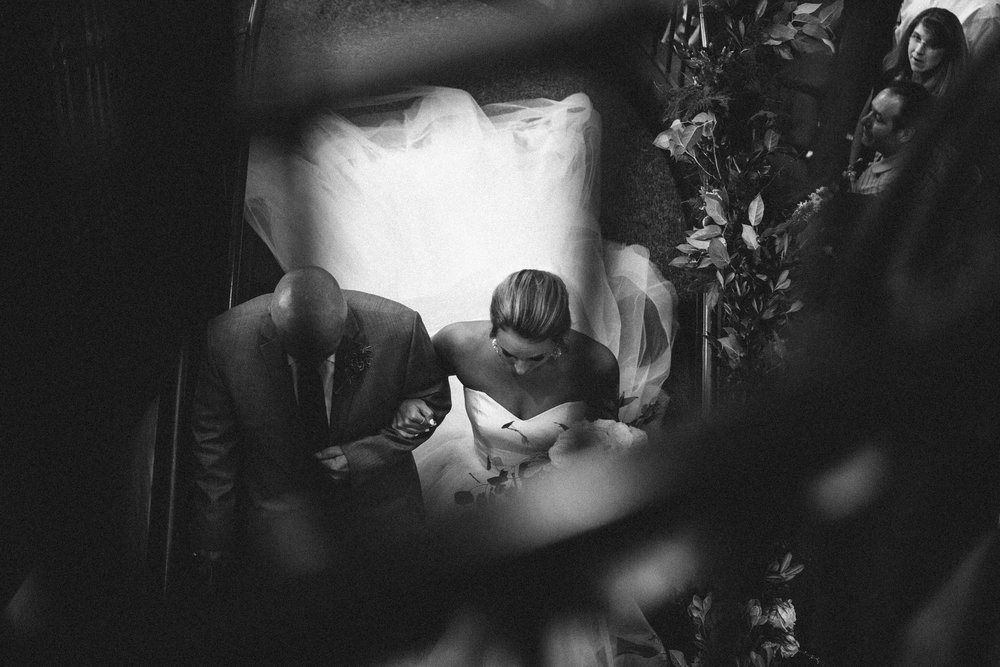 bride, first look, father and daughter, texas tech club, texas tex, lubbock wedding photography, film