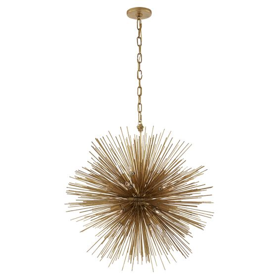 When I'm not shopping vintage lighting, Visual Comfort is my go to line. It's truly a staple in the design world.