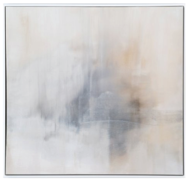 This is a Benson Cobb piece and I love how wispy and simple it is.