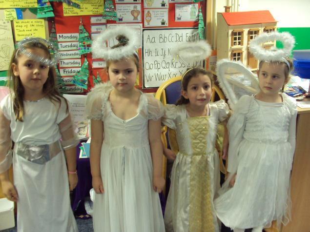 Year 1 and 2 Nativity