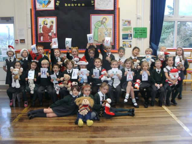 Merry Christmas from Year 2