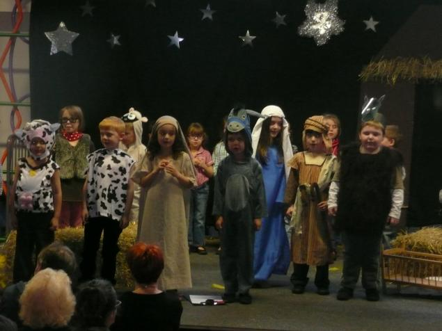 Tuesday 17th December is our Christmas performance.