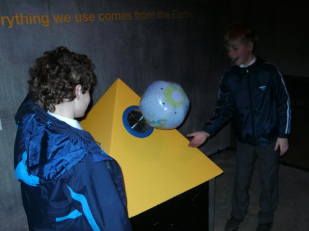 School trips are always exciting and this years trip to the Science Adventure Centre at Magna was particularly good fun and very informative.