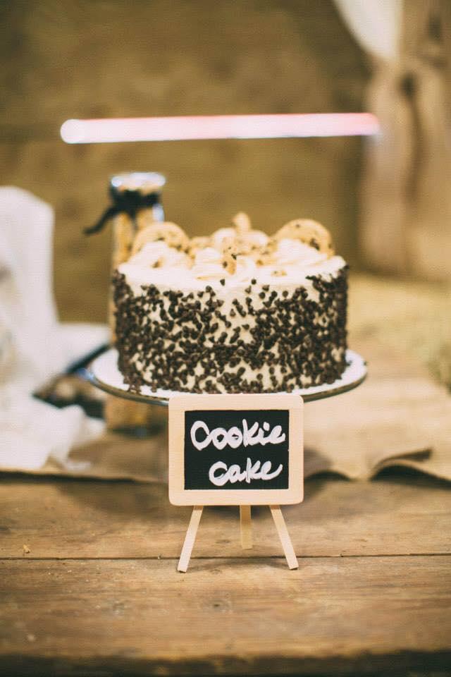 Copy of cookie dough cake