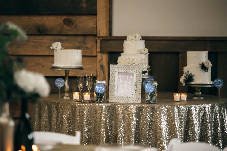 Copy of white buttercream wedding cakes