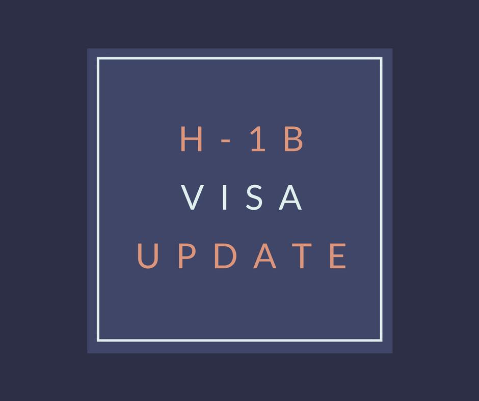 News Alert: H-1B Program Threatened by Level 1 Wage RFE