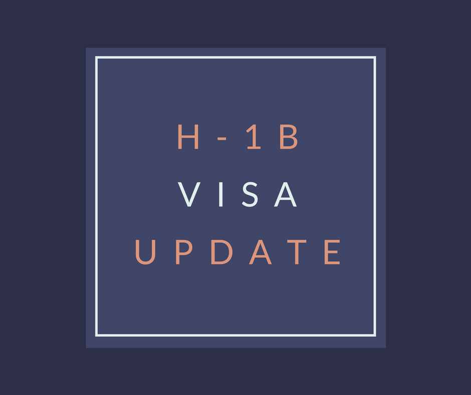 FAQ: H-1B Premium Processing Suspension — ELLIS PORTER