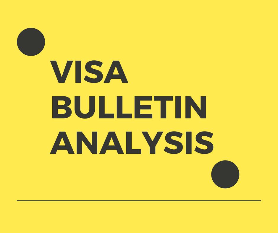 June 2018 Visa Bulletin Analysis — ELLIS PORTER