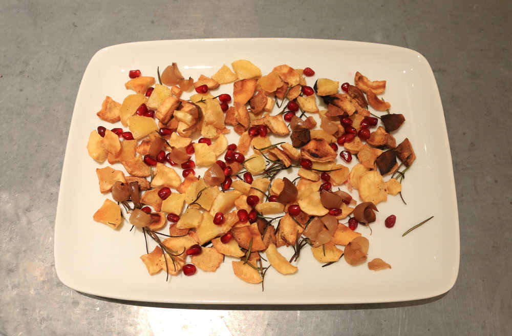 Roasted-Parsnip-salad-navet-recipe-gourmandesante