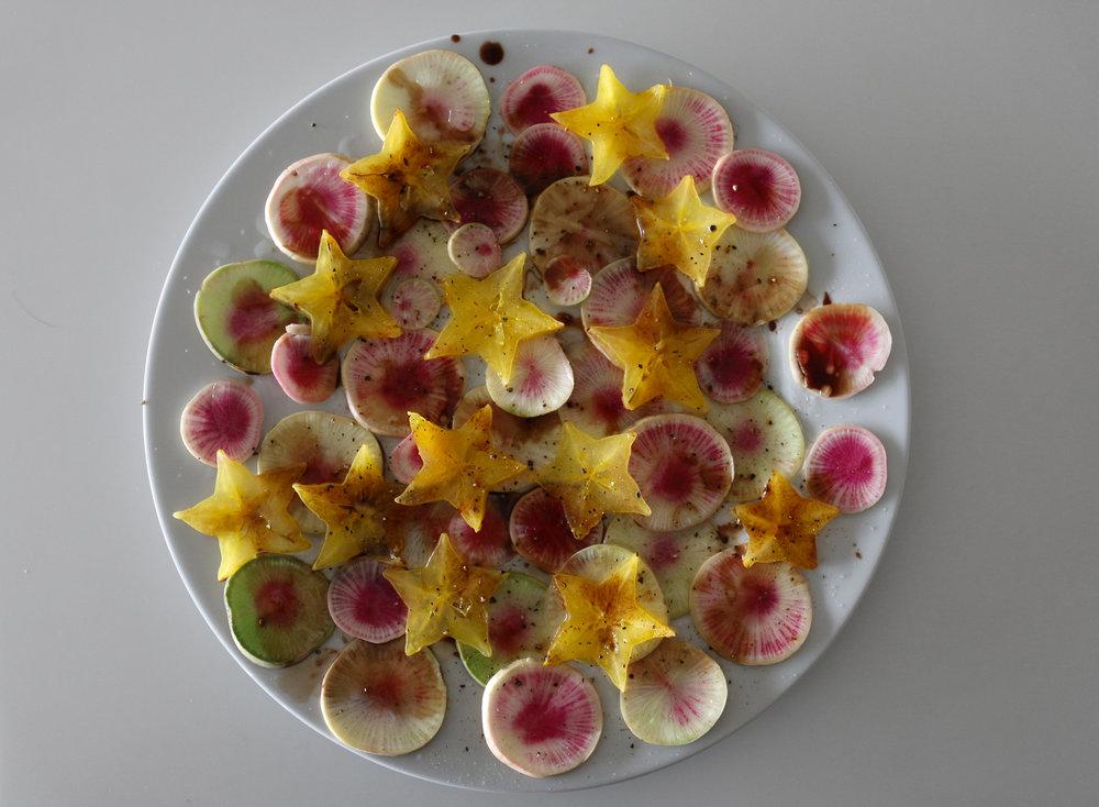 radish-carpaccio-gourmandesante